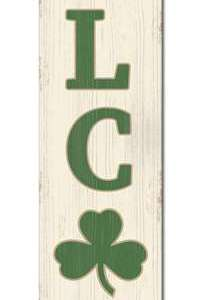 SHAMROCK porch board