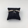 tjazelleSunstone Stone Bracelet with Infinity Heart