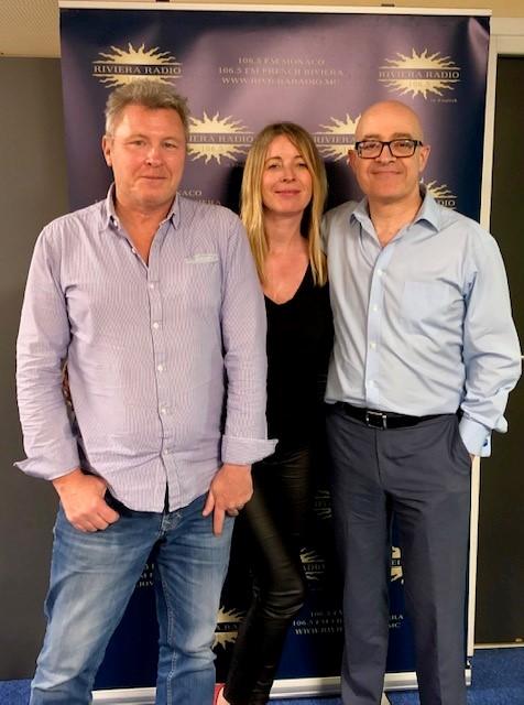 Interview on Riviera Radio