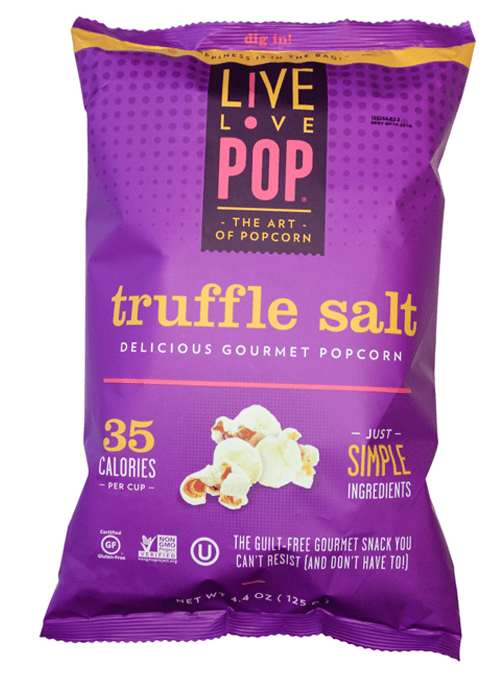 Live Love Pop The Guilt Free Gourmet Snack In Popcorn