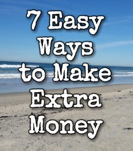 7 Easy Ways to Make Extra Money