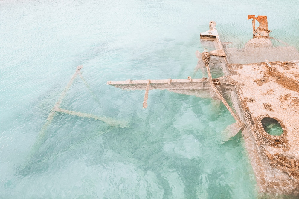 Sunken ship in the Bahamas. Find out if LivingSocial Escapes and Groupon Getaways are good deals or a scam in our Living Social & Groupon travel reviews.