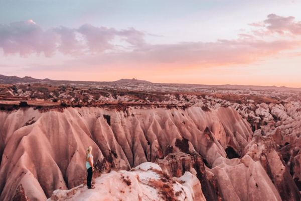 Click for a 3 day itinerary and guide to Cappadocia's must see locations and most Instagramable places.