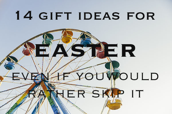 14 easter gift ideas for kids livelovesara as a kid it always seemed that the wait for holidays was torture but as an adult it seems like they all run into one another without giving you a break negle Gallery