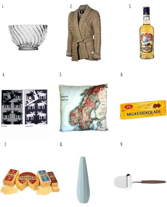 Oslo Souvenir Ideas