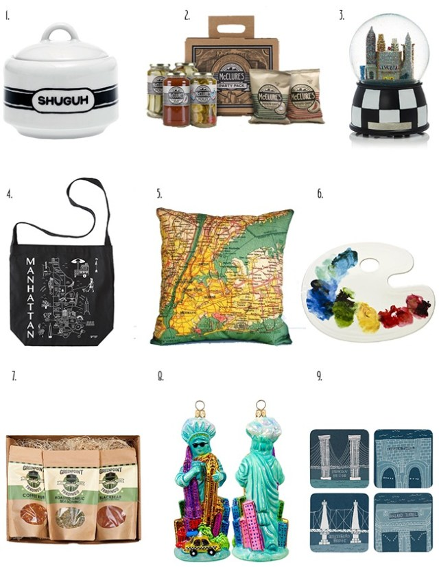 New York City Souvenir Ideas