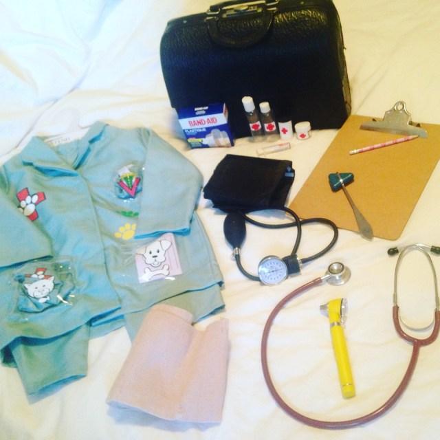 DIY Kids Doctor Kit