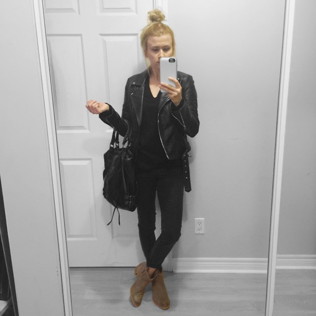 What I Wore This week #ootd