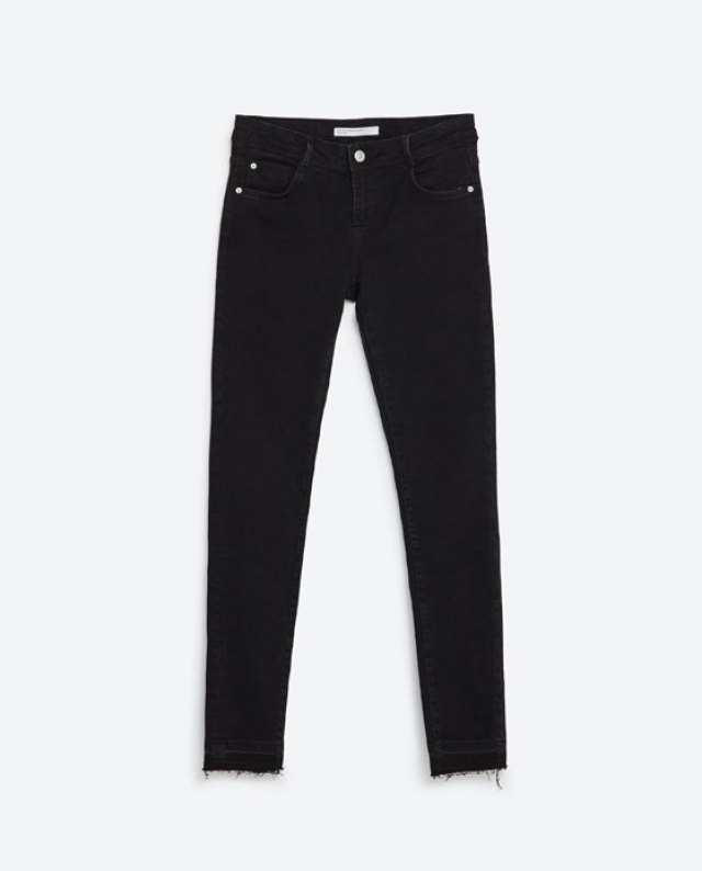 Zara ESSENTIAL FITS JEANS