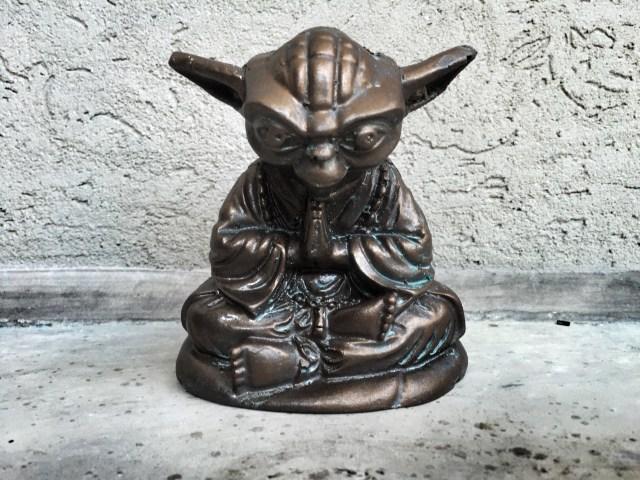 Modulicious Yoda Buddha