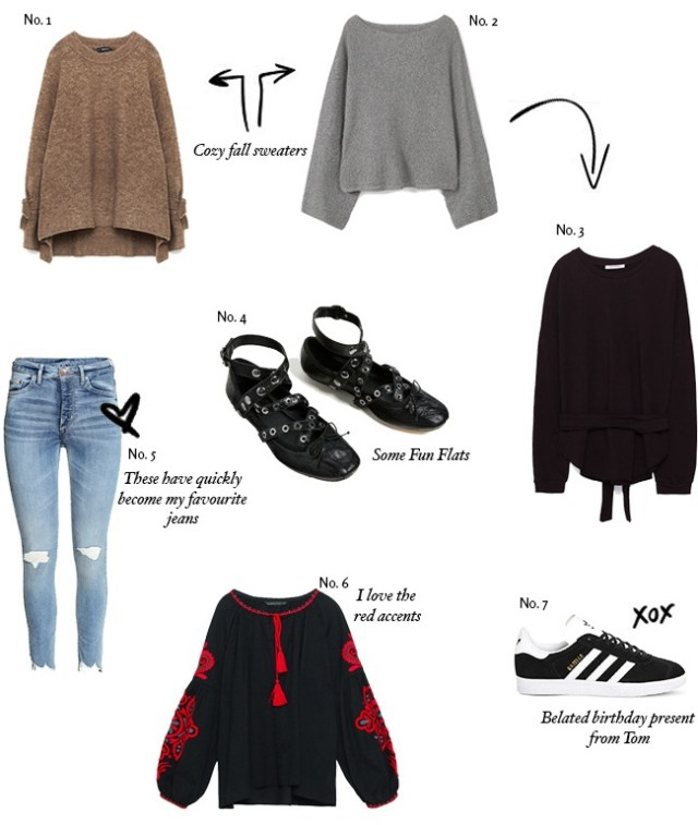 New Fall items #fallfashion