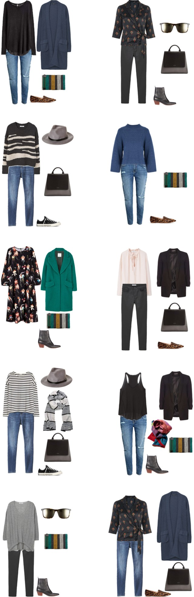 What to Wear in Vancouver British Columbia Outfit Options 1-10 #packinglist #packinglight #travellight #travel #traveltips #livelovesara #livelovesaratravelcapsules