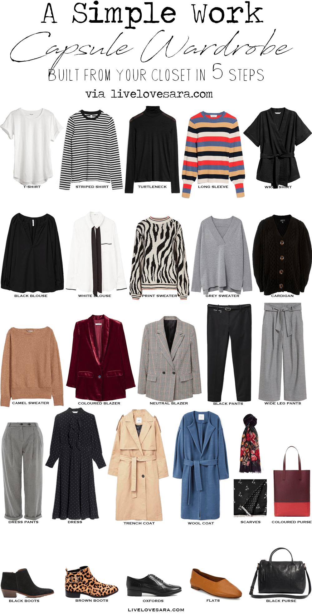 Capsule Wardrobe Additions: SS14