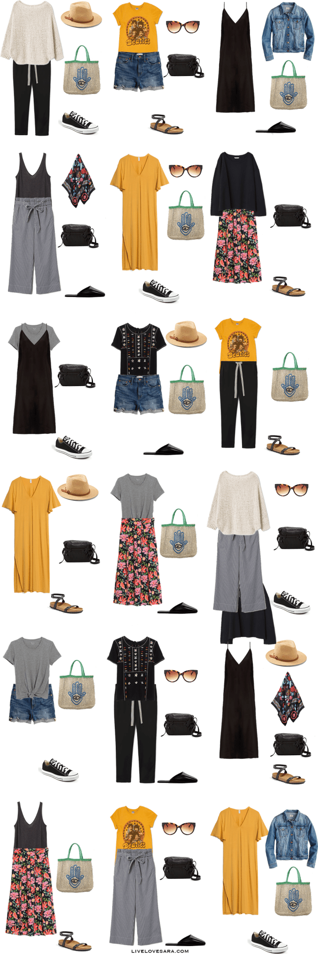 If you are wondering what to pack for a Bulgaria beach vacation for 10 days, you can see some ideas here. What to Pack for Bulgaria Packing Light List Outfit Ideas | What to pack for the Black Sea l | What to Pack for summer | Packing Light | Packing List | Travel Light | Travel Wardrobe | Travel Capsule | Capsule |