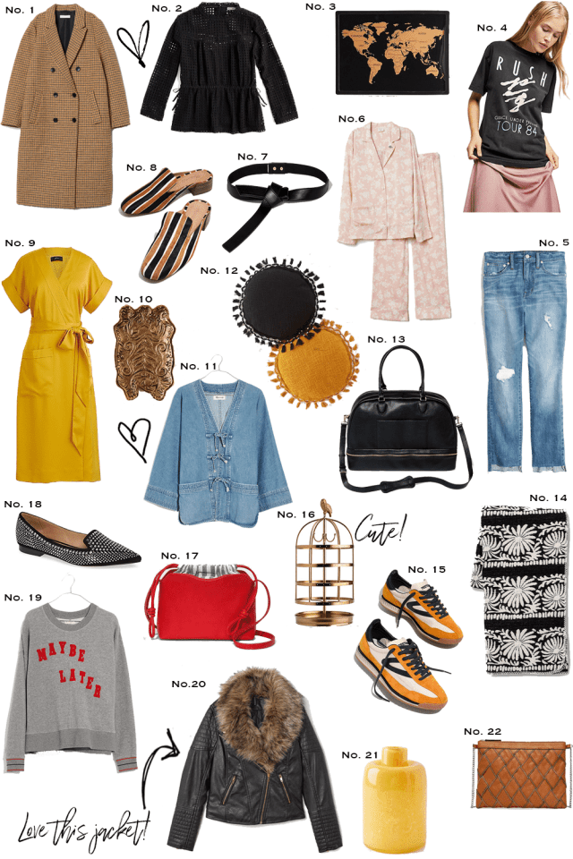 A Weekly round-up of all the things I read and find on the internet   My Weekly Reads and Finds sales and discounts   Home Decor   What's in my closet   fashion inspiration   Weekly Sales   Wish list  