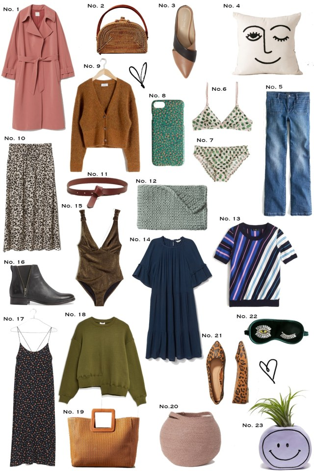 Weekly fun finds to spruce up your wardrobe and get in to the spring mood. This is my weekly round-up up great pieces that I found online this week. My Weekly Reads and Finds sales and discounts | Home Decor | What's in my closet | fashion inspiration | Weekly Sales | Wish list |  #sales #springinspiration