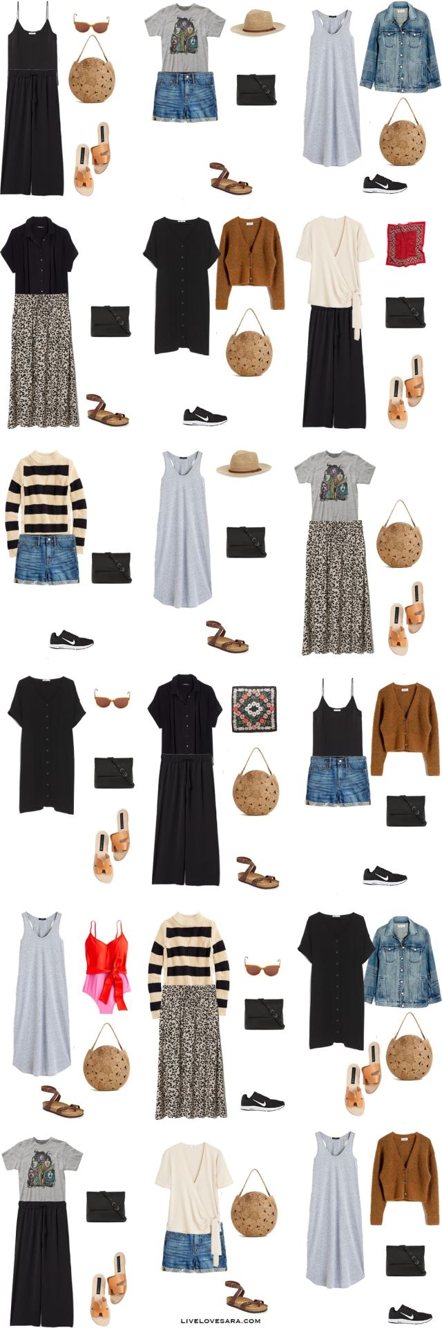 Are you wondering what to wear in Hawaii? I have a sample of a Hawaii packing list to help you on your way.Head over to my post for what to pack and outfit ideas. Hawaii Packing List | What to pack for Hawaii | #worldtravel #beachvacation #packinglight Packing Light | beach vacation | Travel Light | Travel Wardrobe | Travel Capsule | Capsule | Pack for vacation #travellight #packinglight #travelcapsule #capsulewardrobe #capsule