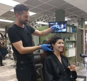 The Tribeca Salons Experience
