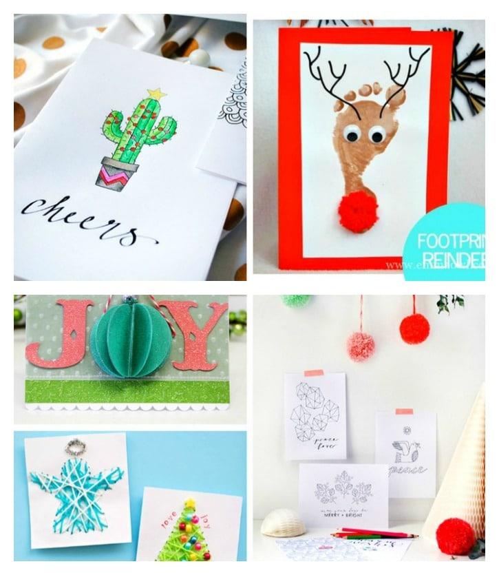 Make Christmas Card Online Free And Print