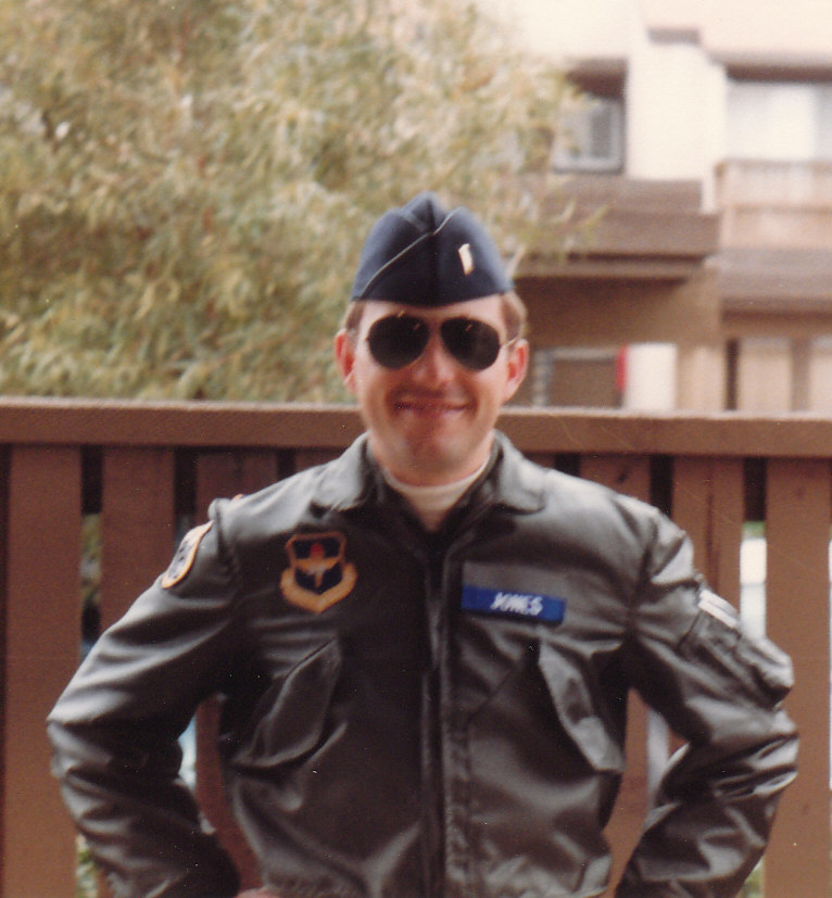Photos - Mather AFB, Sacramento, CA - 1982 (Set One - Navigator Training) (4/6)