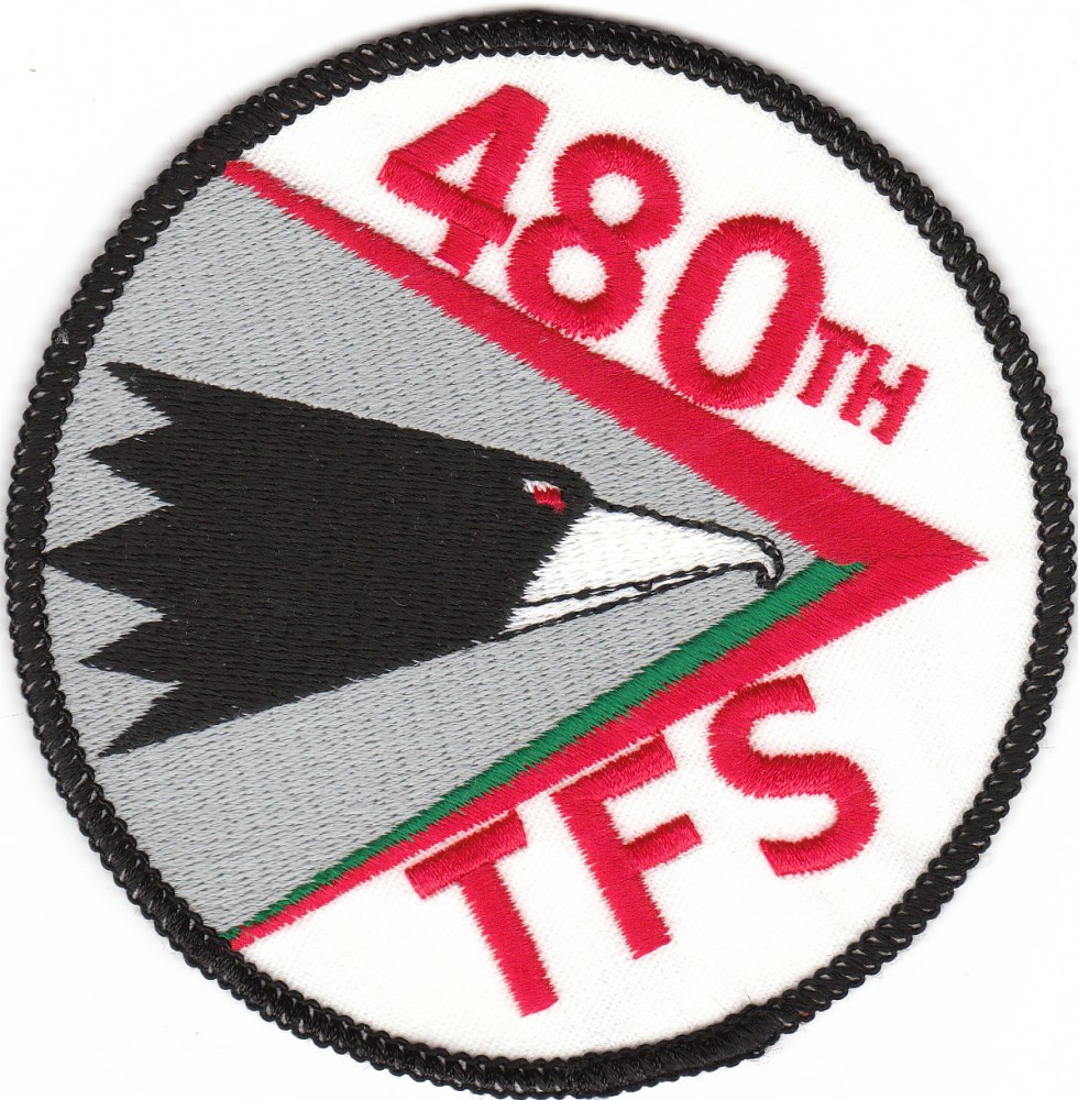 Photos - Spangdahlem Air Base (AB), Germany - 1983-1987 (Set One - 23rd TFS, 480th TFS) (6/6)