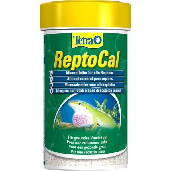 Кальций для рептилий Tetra reptocal
