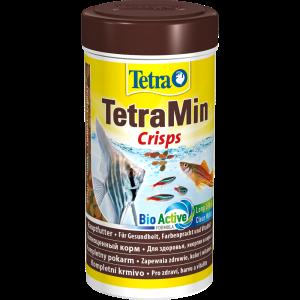 TetraMin Crisps - универсальный корм для рыбок в виде чипсов
