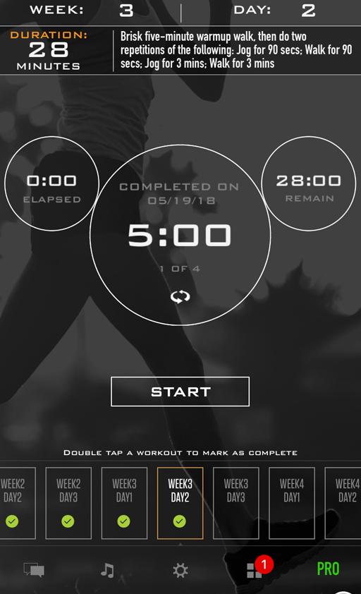 pot să pierd greutatea făcând c25k