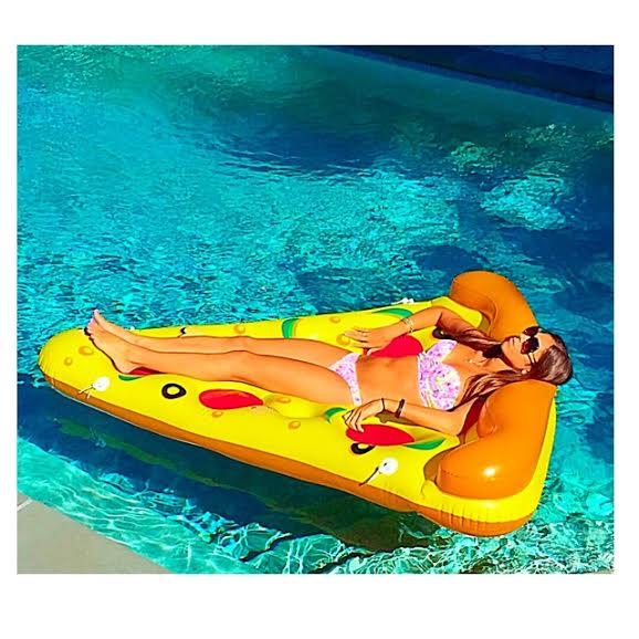 Fun pool floats!