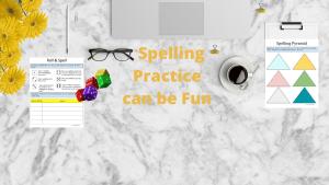 spelling-practice