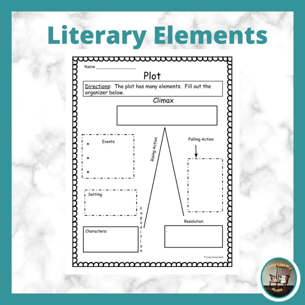 literary-elements-graphic-organizers