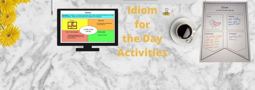 idiom-for-the-oday