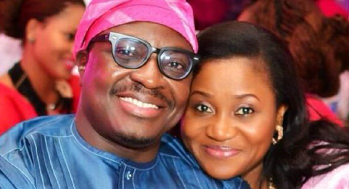 Comedian Ali Baba And Wife Celebrate 14 Years Wedding Anniversary