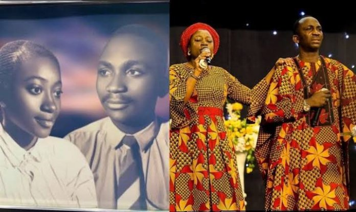 Dr. Paul & Becky Enenche Of Dunamis Celebrate 26 Years Of Blissful Marriage