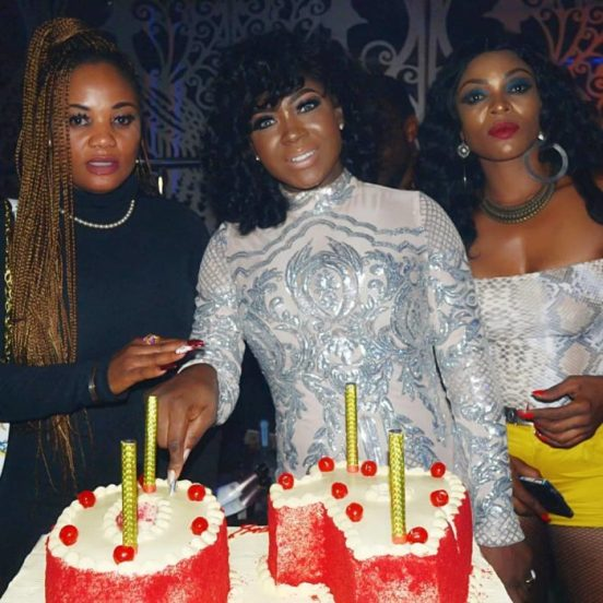 Nollywood Actress, Susan Peters Celebrates 40th Birthday