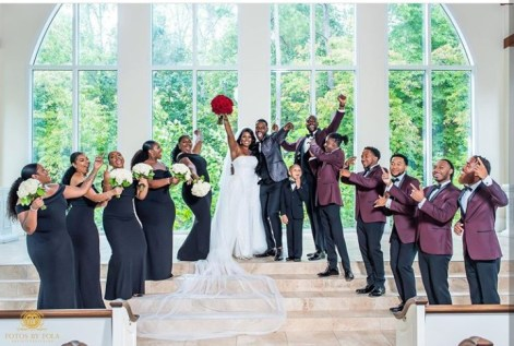 Love Story-Couple Catch The Wedding Bouquet & Garter Get Married After