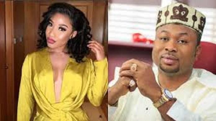 Tonto Dikeh- I Have Forgiven Ex-Husband Olakunle Churchill