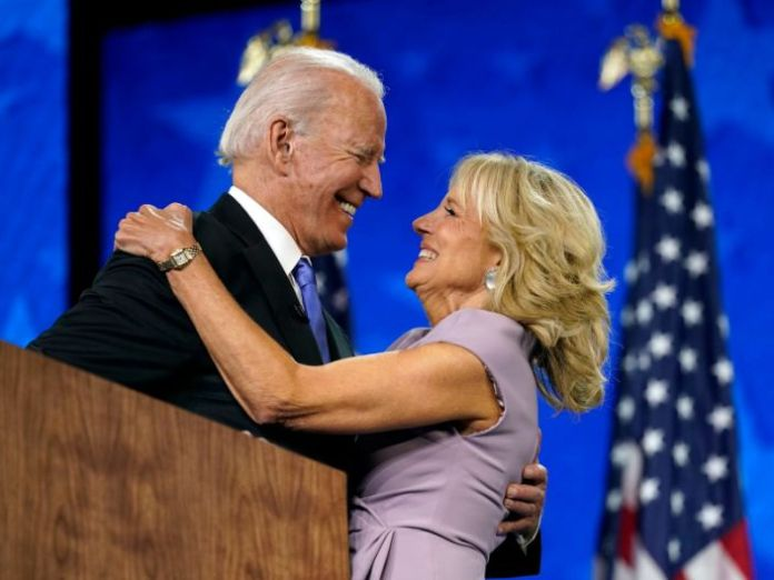 Joe and Jill Biden have been married for 43 years — here's a timeline of their relationship