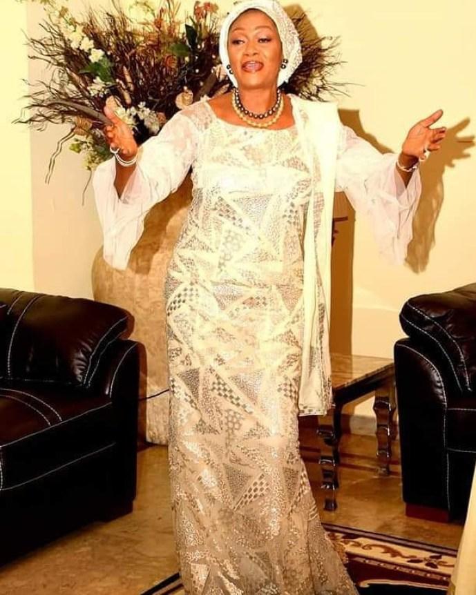 Photos from Senator Oluremi Tinubu's 60th birthday celebration