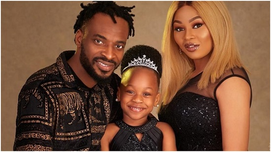 """Please pray for him"" 9ice's wife, Olasunkanmi Ajala cries out"