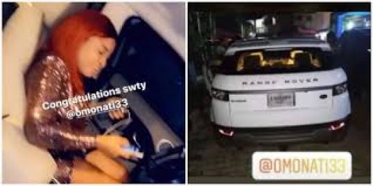 Actor Shaggy Buys His Wife A Multi-Million Naira Range Rover On Her Birthday