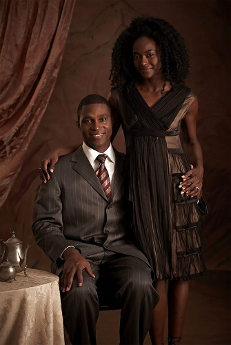 Prince Kunle and Princess Keisha are now planning their royal wedding — 14 years after they got married