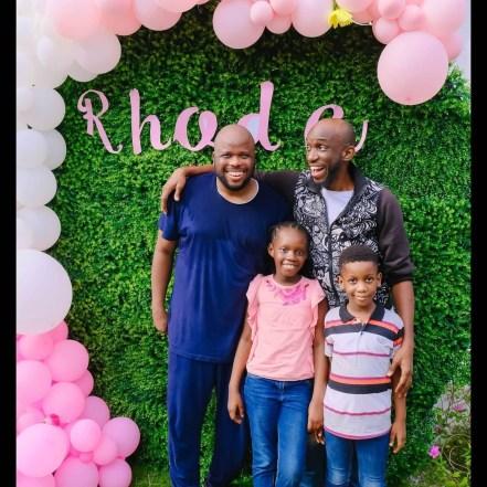 Photos From Gospel Singer, Sinach's Daughter, Rhoda's 1st Birthday Party