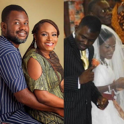 Event planner, Funke Bucknor-Obruthe and husband celebrate 14th wedding anniversary