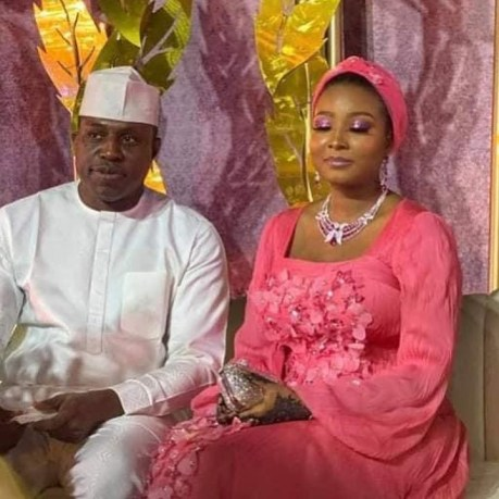 Check Out Photos From The Wedding Of Ex-Speaker Dimeji Bankole To Kebbi State Governor's Daughter