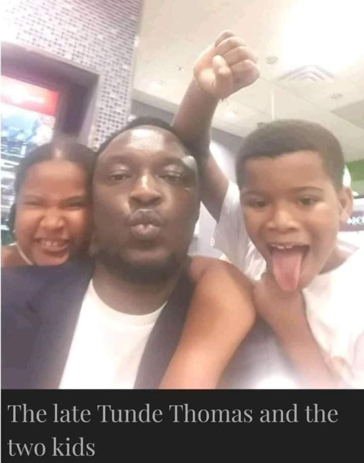 Paternity Scandal: On No Occasion Did I Ever Tell Tunde He Was Not The Father Of Our Two Children – Moyo Thomas Finally Speaks