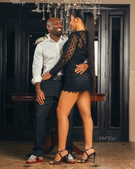 When Strangers Become Lovers: Cindy and John Share Stunning Prewedding Pictures and Love Story