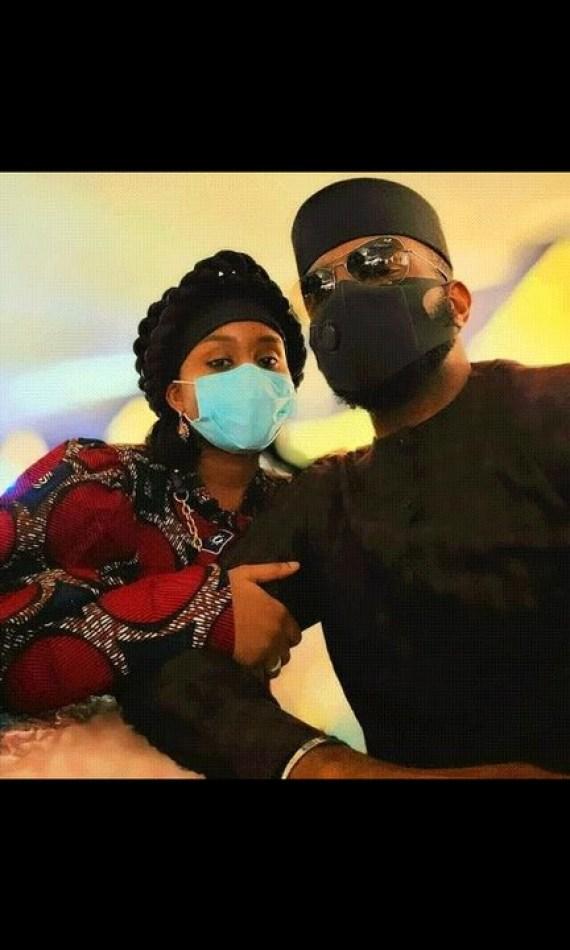 Ebuka Obi-Uchendu And His Wife, Cynthia Celebrate 5th Wedding Anniversary (Pix)