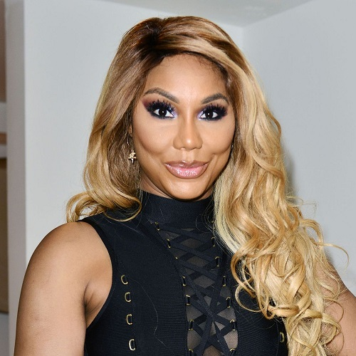 """""""If you love them and want it to work, keep it off social media"""" - Tamar Braxton"""