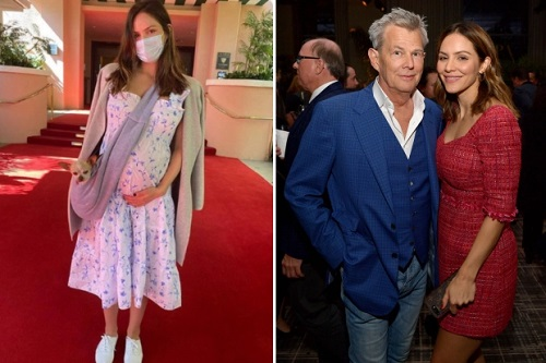 It's a Boy! Katharine McPhee and Husband David Foster Welcome a Son